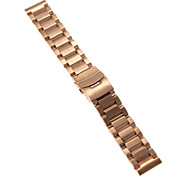 Men's / Women's Watch Bands Stainless Steel #(0.09) #(22 x 2.2 x 0.3)