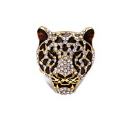 LEBOSH™Diamante  Colored Drawing  Car Outlet Perfume Bottles  Cheetah