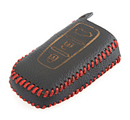 Key Bag/Cover Special for Car (Black,Red)