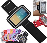 Slim PU Leather Sporty Armband with Key Holder for iPhone 6 (Assorted Colors)