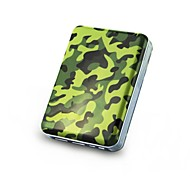 12000mAh Camouflage Portable Power Bank for iPhone 6/IPhone5S//lG/iPad/and Other Smart Phones