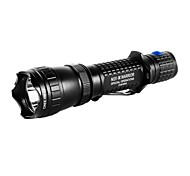 OLIGHT M20SX-L2 LED 4-Mode Torch Cree XM-L2 LED Flashlight (550 Lumens2 x CR123A / 1 x 18650 Black)