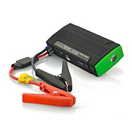 Jump Starter Power Bank Kit 13600mAh Power Bank with 4 in 1 USB Interface, Glare LED Flashlight, 8 Laptop Adapters