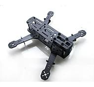 Kohlefaser 250mm Mini FPV quadcopter Drohnenrahmen Kit / 4 Achsen mulitcopter