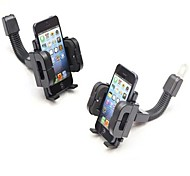 360 Degree Rotation Motorcycle Holder Stand Mount Bracket For Mobile Phone PDA GPS