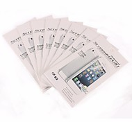 hochwertige Anti-Fingerprint Schutzfolie für iPhone 6 (8 Stück)