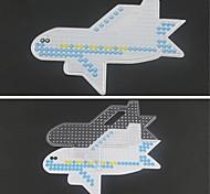 1pcs modelo padrão de plano pegboard claro para contas hama contas 5 milímetros de fusíveis cabeças diy