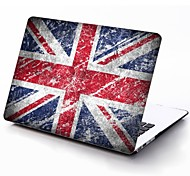 Vintage Design UK Flag Design Full-Body Protective Plastic Case for 11-inch/13-inch New MacBook Air