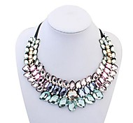 Black Collar Necklaces Fabric Wedding / Party / Daily / Casual Jewelry