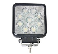 "Liancheng® 4"" 27W 2160 Lumens Super Bright Square LED Work Light for Off-road,Tractor,UTV,ATV"