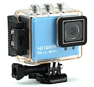 Megafeis® V200 Waterproof Sports Outdoor Action Video Camera Full HD 1080P Wide-Angle Camcorder WIFI Remote