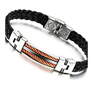 Z&X®  Men's Fashion Titanium Steel Bracelet Fashion personality