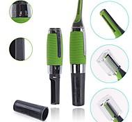Removedor de Pelos Masculino Rosto / Others Manual Prova de Água / Barbeação Molhada/Seca / Luz LED Barbear Molhado e Seco