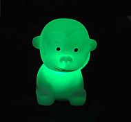 Monkey Rotocast Color-changing Night Light