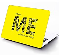 Without Me Design Full-Body Protective Plastic Case for 11-inch/13-inch New MacBook Air
