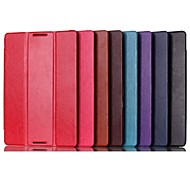 100% Original Design Crazy Horse Style Leather Cover Case for Lenovo A7600 10.1 inch Tablet