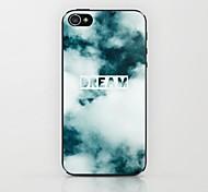 Wolken Traum Muster Hülle für das iPhone 4 / 4s