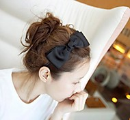 Fashion Fabric Big Bow Headbands