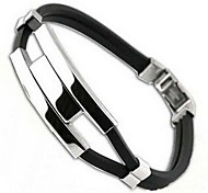 Z&X®  Man's Fashion Joker Contracted Bracelets