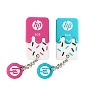 / p flash drive 8gb usb hp projetos de sorvete v178b