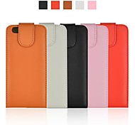 Angibabe Flip Up and Down Leather Cover for iPhone 6  (Assorted Colors)