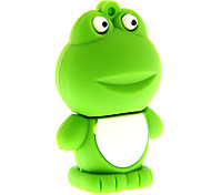 zp42 bande dessinée de grenouille 8gb usb 2.0 flash