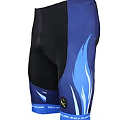 PALADIN® Cycling Padded Shorts Men's Breathable / Quick Dry / Ultraviolet Resistant Bike Shorts / Padded Shorts/Chamois / Bottoms