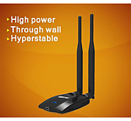 COMFAST® CF-WU7201ND High Power Long Range USB WiFi Adapter 150Mbps with Wifi Antenna 6dbi -Black