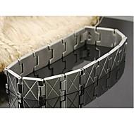 Men's Fashion Personality Popular Titanium Steel Bracelets