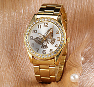 Women's Watch Fashion Butterfly Pattern Diamond Dial Cool Watches Unique Watches