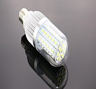 E26/E27 LED Corn Lights T 60 SMD 5050 1200 lm Cool White AC 85-265 V