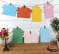 5 polegadas moldura de papel tipo de habitação enforcamento foto (2 set