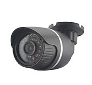 CMOS Sensor 800TVL 24pcs IR Leds Security Camera With IR-CUT Waterproof CCTV Camera With Bracket