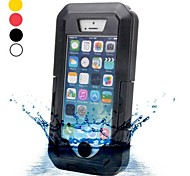 IPX8 20m Universal Waterproof Underwater Case with Belt Clip and Strap foriPhone 5/5S/4/4S(Assorted Colors)