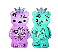 Lovely Bear Pattern Coin Bank Toys for Gifts