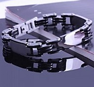 Men's Fashion Personality Joker Titanium Steel Bracelets