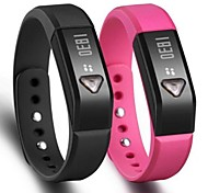 stappenteller slimme polsbandje bluetooth 4.0 armband sport-fitness slaap tracker voor iPhone 5 5s 6 plus