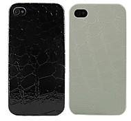 Krokodil-Design-Pattern Hard Case für iPhone 4 / 4s (verschiedene Farben)
