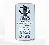 Anchor Design Hard Case for LG G2