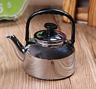Creative Teapot Style Windproof  Metal Butane Jet Gas Lighter