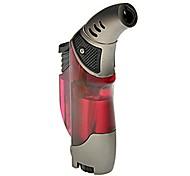 gizga jet antivento della fiamma della torcia del sigaro accendino giocattoli più leggeri (colore casuale)