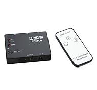 hdmi v1.3 3x1 Splitter HDMI (3 in 1) sostenere 3d 1080p