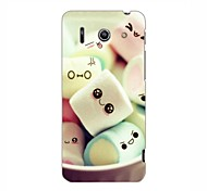 Cartoon Design Lovely Expression Design Hard Case for HuaWei G510