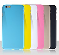 mat étui de protection pour iPhone 6 (couleurs assorties)