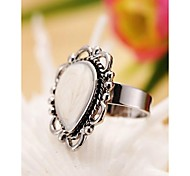 Fashion Vintage OL Heart Love Ring for Women ,Men Jewelry Gift