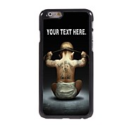 "Personalized Case Boy Design Metal Case for iPhone 6 (4.7"")"