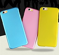 Matte PC Hard Case for iPhone 6 (Assorted Colors)