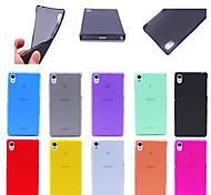Ultrathin PC Case for Sony Xperia Z2(Assorted Colors)