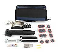 ZOLI Multi-Functional Bike Repair Tool Kit Including Mini Pump and Tyre Lever