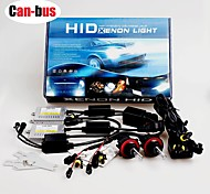 12V 35W H13 10000K High / Low Premium Ac Error-Free Canbus Hid Xenon Kit For Headlights